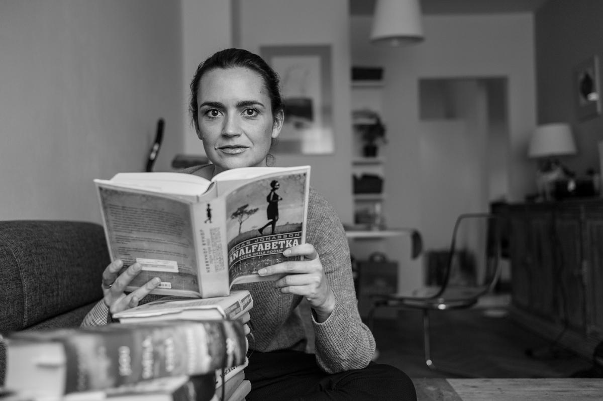 Portrét Daniela Písařovicová Doma 2017