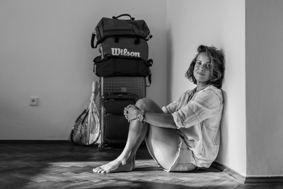Portrét Barbora Strýcová Doma 2017