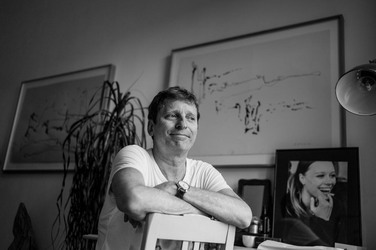 Portrét David Prachař Doma 2017