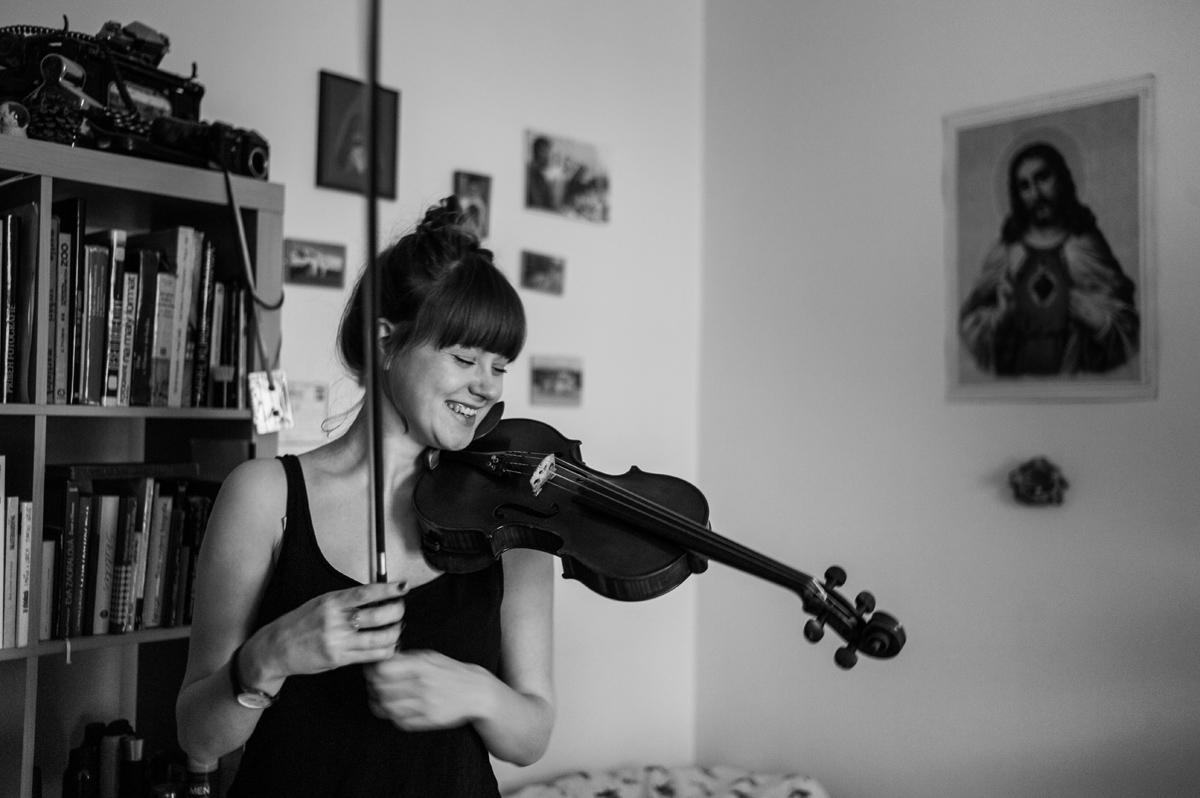 Portrét Jenovéfa Boková Doma 2017
