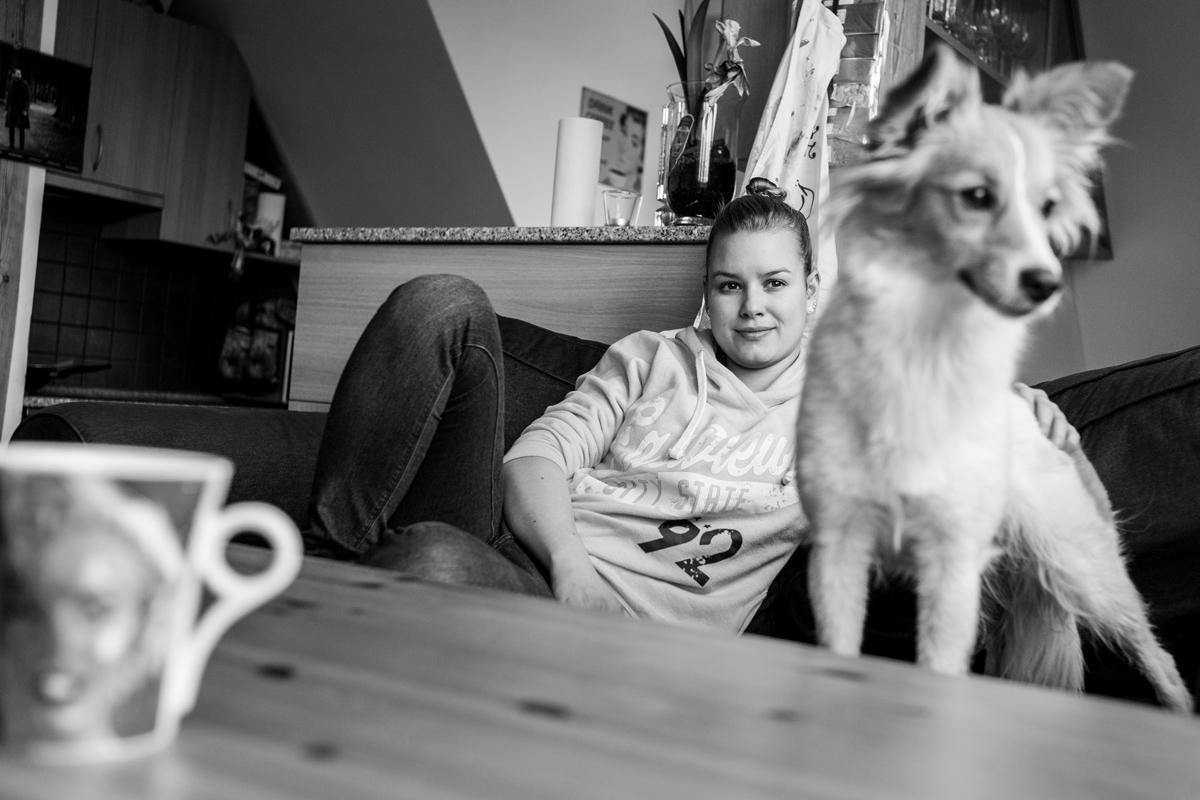 Portrét Patricie Solaříková Doma 2017