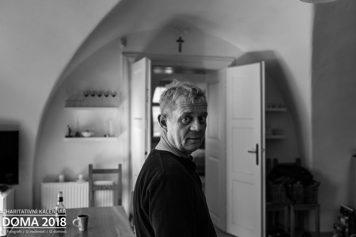Portrét Petr Čtvrtníček Doma 2018
