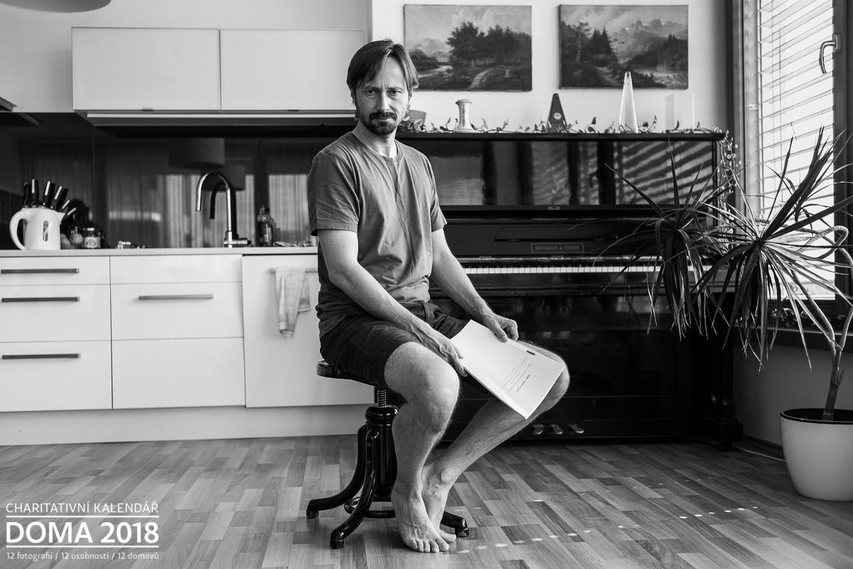 Portrét Jaroslav Plesl Doma 2018