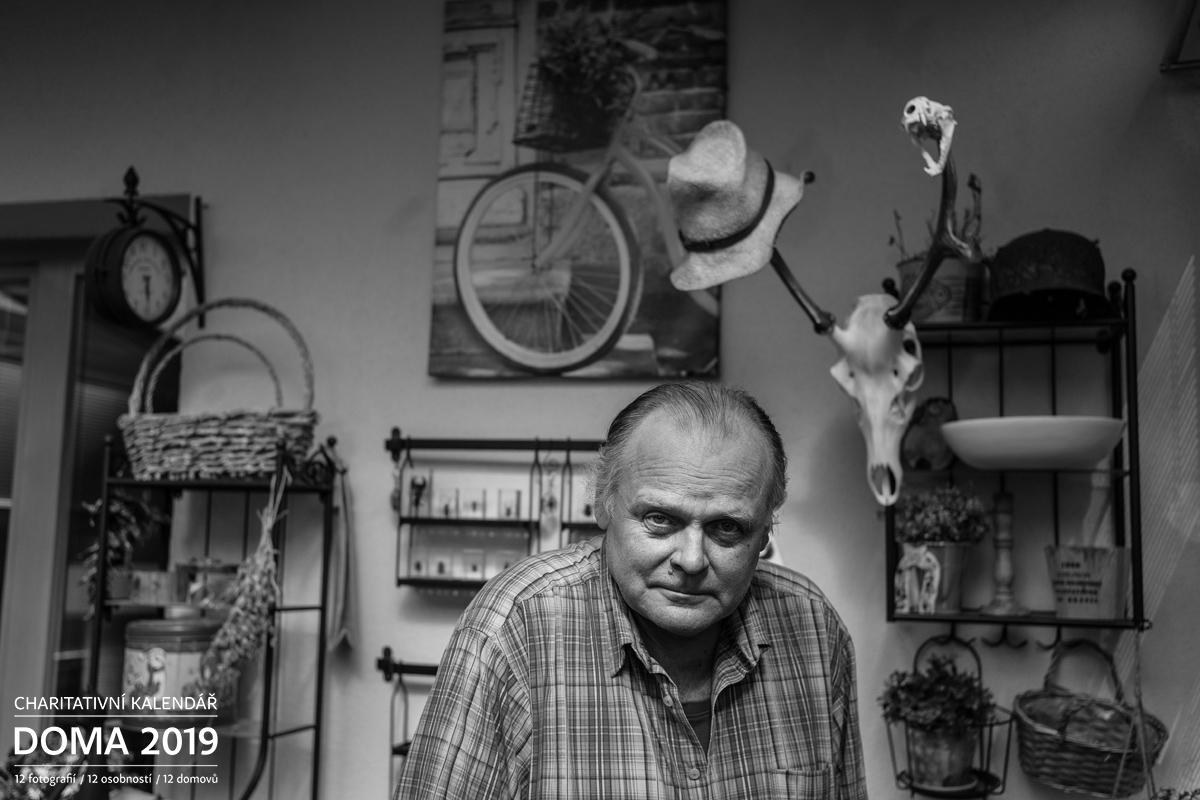 Portrét Igor Bareš Doma 2019