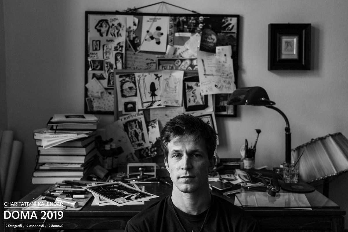 Portrét Igor Orozovič Doma 2019