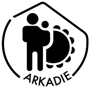 Logo Arkádie